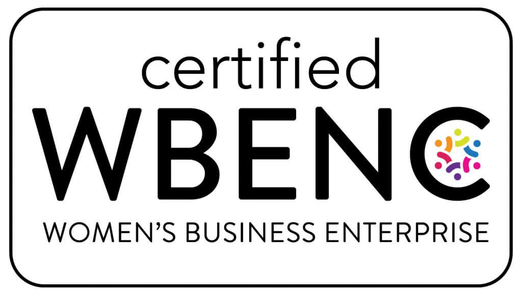 WBENC Certification badge