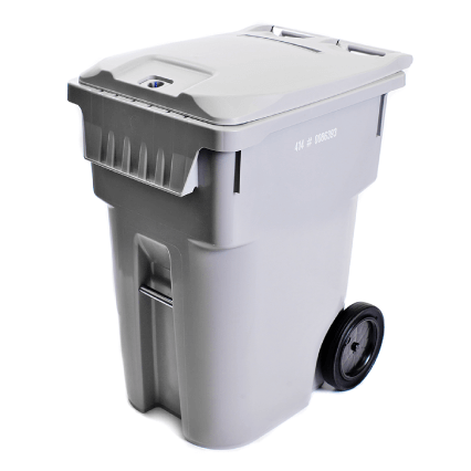 rolling master cart shred bin