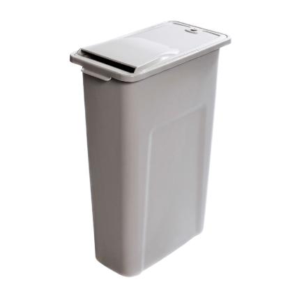 slim shredding container